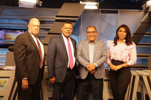 Cesar Cedeño anuncia elaboración ley de reforma Bienes Nacionales