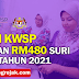 i-Suri KWSP: Mohon Bantuan RM480 Setahun Untuk Suri Rumah 2021