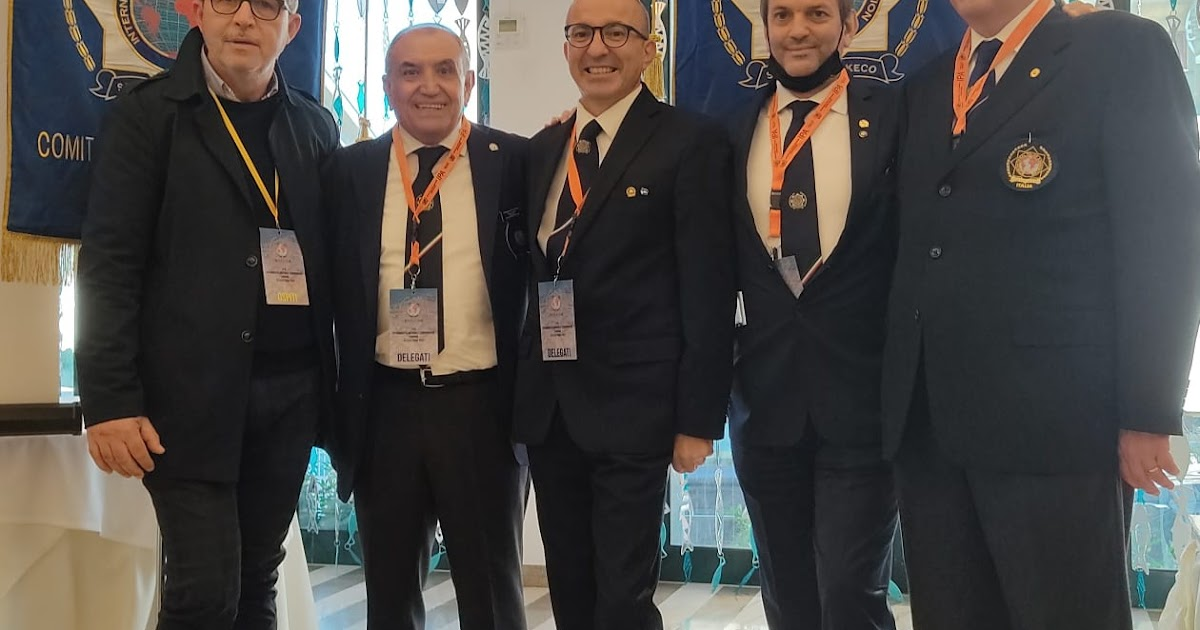 CONCLUSO IL XIX CONGRESSO STRAORDINARIO DELL' INTERNATIONAL POLICE ASSOCIATION SEZIONE ITALIA: CONCLUDED THE XIX EXTRAORDINARY CONGRESS OF THE INTERNATIONAL POLICE ASSOCIATION ITALY SECTION. THE TWO APULIANS ANTONIO LA SCALA AND MAURO NARDELLA CONFIRMED IN THE NATIONAL TEAM