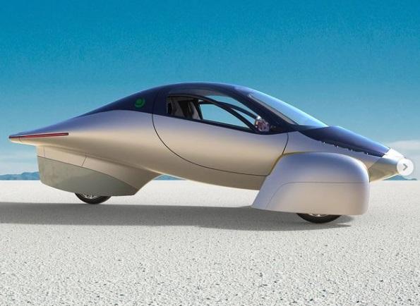 Desain Aptera Car