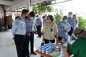 83 Pegawai Imigrasi Kelas 1 Non TPI Pemalang Jalani Tes Urin, Ini Hasilnya