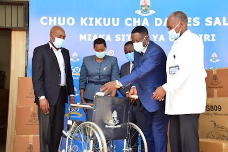 UDSM yaadhimisha miaka 60 ya Chuo hicho kwa kutoa msaada kituo cha Afya Kimara