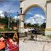 Trabajan en el Embellecimiento del Acceso Principal al Municipio de Alamos