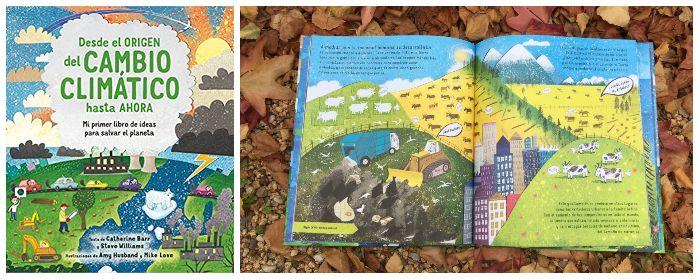 cuentos libro infantiles respetar cuidar medio ambiente