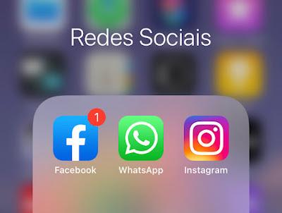 Pane global afeta WhatsApp, Facebook e Instagram. Caiu por aí?
