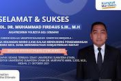 Kasat Reskrim Polresta Deliserdang Raih Gelar Doktor Dengan Predikat Cumlaude
