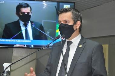 """Rubens critica lei do """"passaporte sanitário"""", mas vê avanço em vetos do governador"""