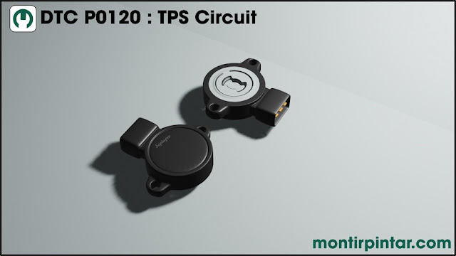 dtc P0120 Throttle position sensor circuit