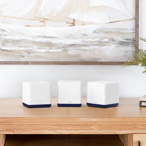 MERCUSYS garante rede Wi-Fi para toda a casa com o Halo H50G