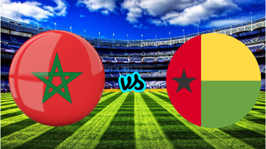 مشاهدة مباراة المغرب و غينيا بيساو اليوم ... إقصائيات قطر 2022