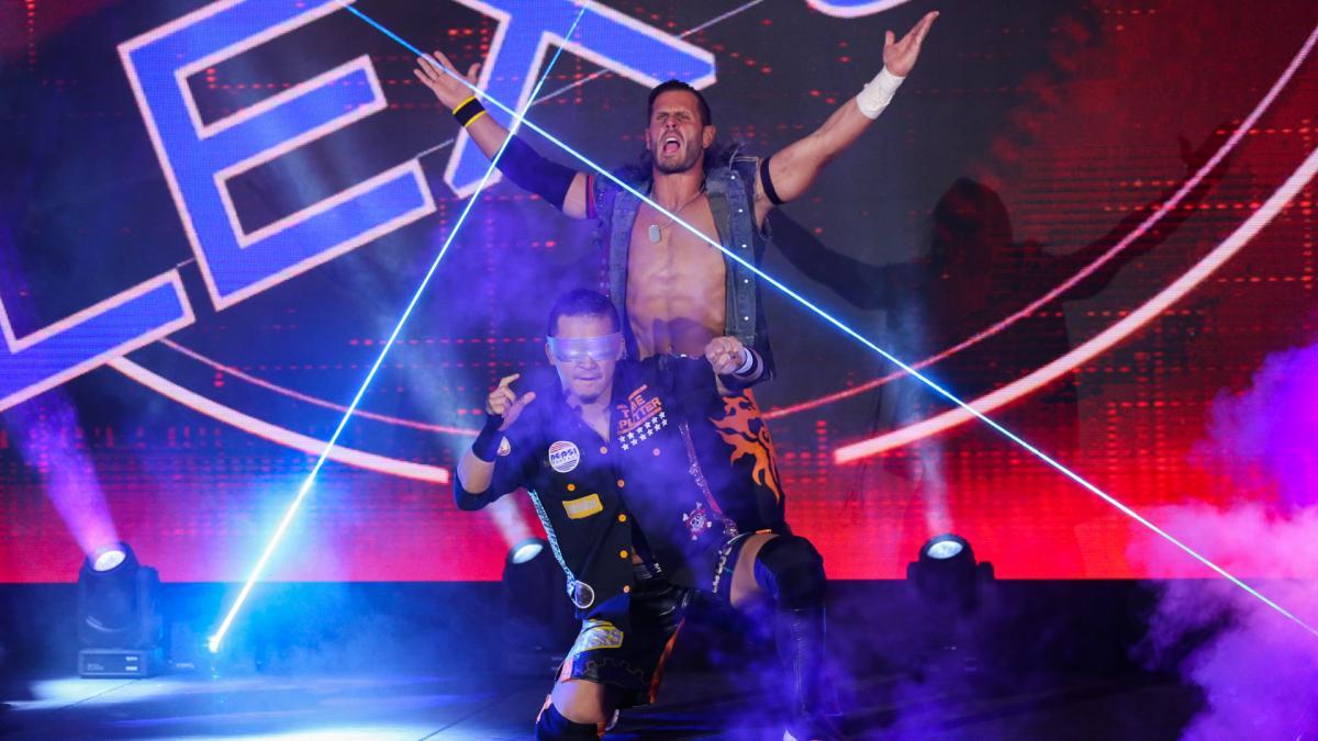 Alex Shelley não quer falar sobre os planos que a WWE tinha pra ele no NXT