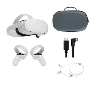2021 Oculus Quest 2 All-In-One VR Headset