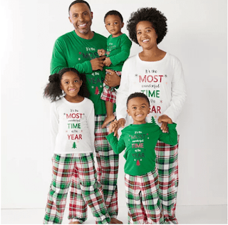 Extra 25% off Jammies For Your Families Matching PJs at Kohl's Today