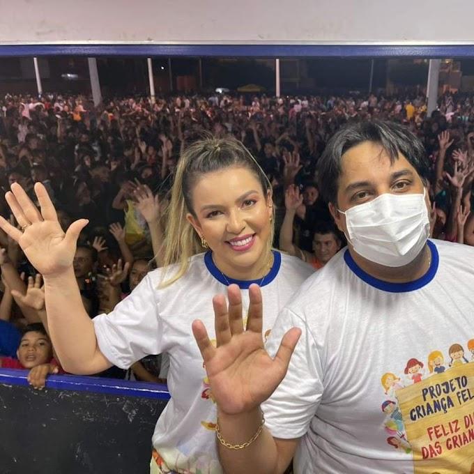 Dia histórico! Prefeitura promove grande festa no dia das crianças em São Bernardo