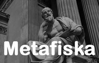 Kajian Metafisika Dalam Filsafat