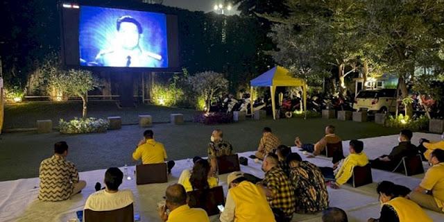 Gelar Nobar Film G30S/PKI, Golkar Jakarta: Waspadai PKI Gaya Baru!