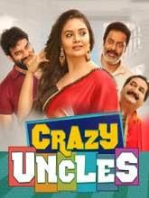 Crazy Uncles (2021) DVDScr Telugu Full Movie Watch Online Free