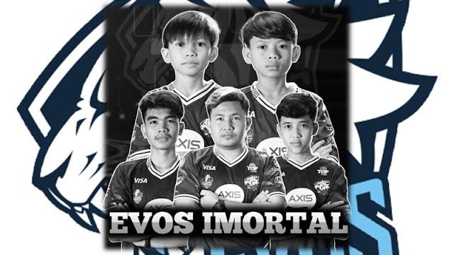 anggota ff evos immortal