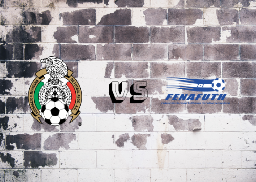 México vs Honduras  Resumen