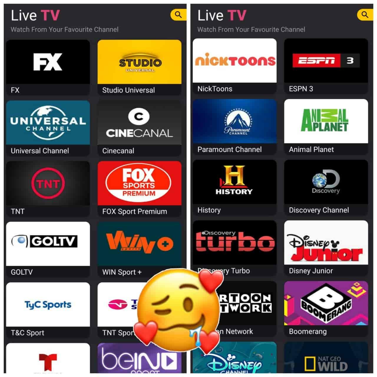 DUUPLEX ᐉ La Mejor App para Ver TV de paga Gratis 2021