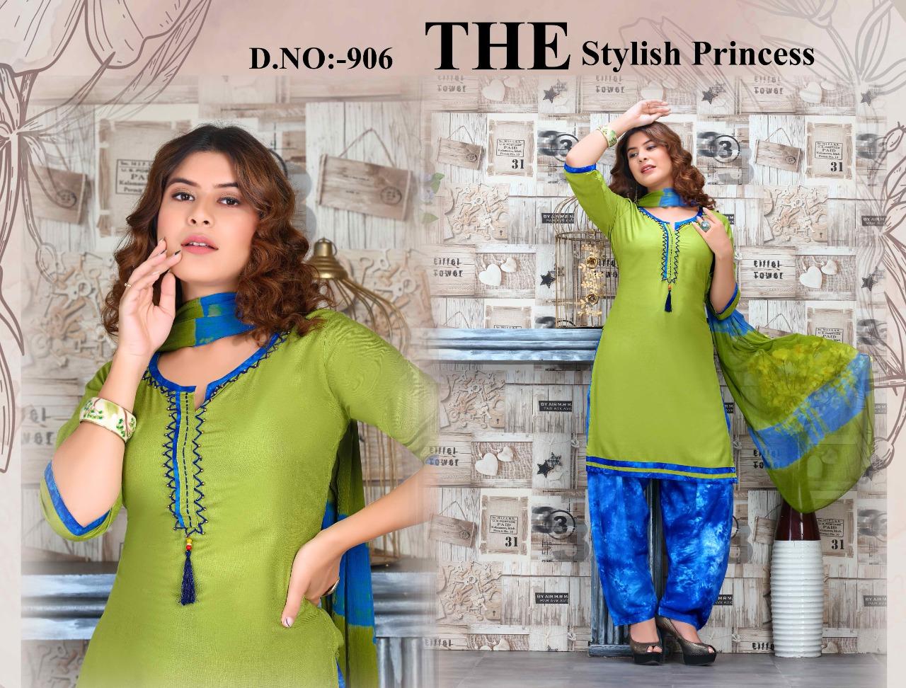 Mlm Shiny Readymade Patiyala Suits Catalog Lowest Price
