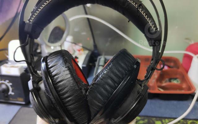 Vì sao nên bọc tai nghe chụp tai sau khi sử dụng?