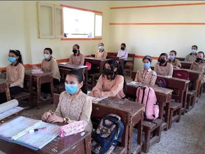 تصريحات وتوجيهات وزير التعليم الان بداية العام الدراسي الجديد - اجيال الاندلس