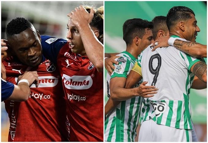 A programarse: Independiente Medellín y Atlético Nacional ya tienen fecha y hora para la 'ida' de los 'octavos' de la Copa BetPlay 2021