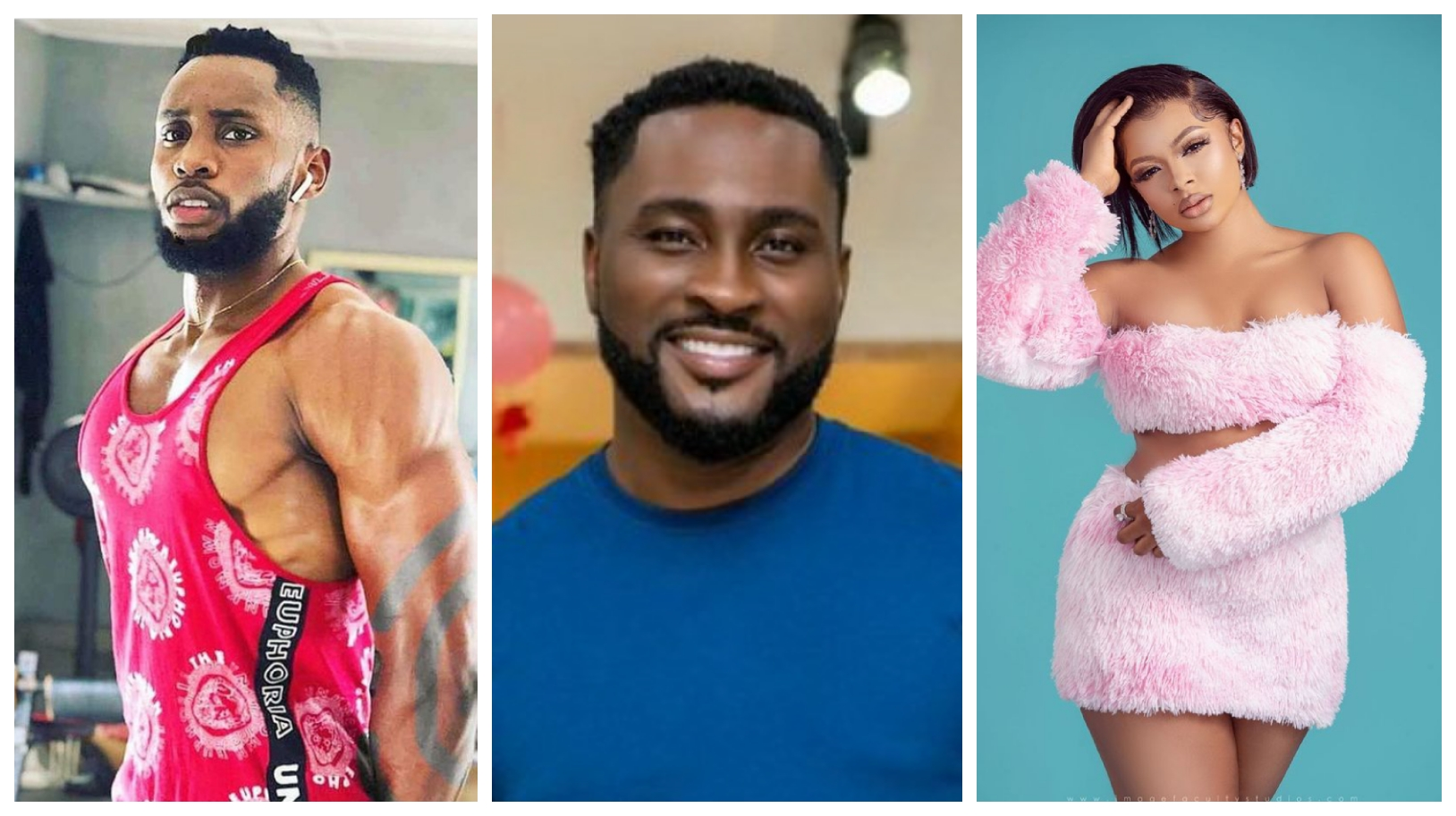 BBNaija: Liquorose, Emmanuel, and Pere emerge the winners of today's airtel task with N1m cash prize