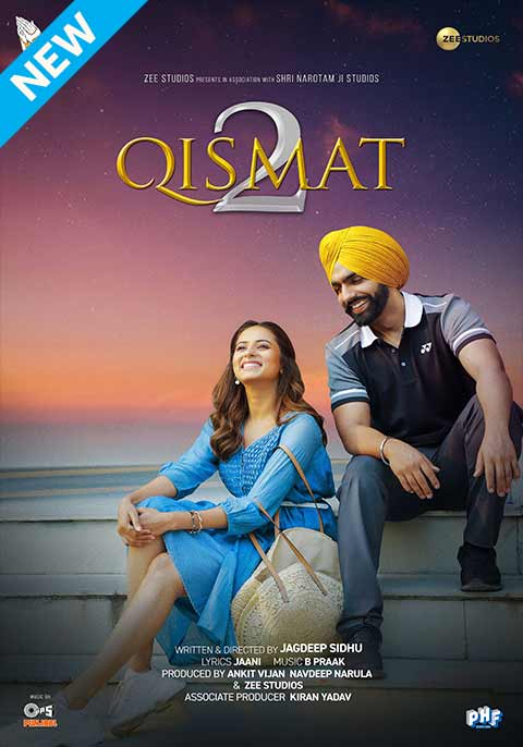 Qismat 2 (2021) Punjabi Full Movie Watch Online Movies