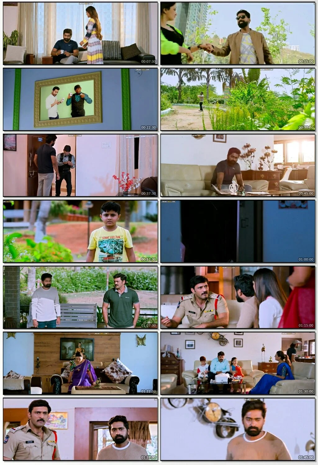 April 28th Em Jarigindi 2021 South Indian Hindi Dubbed Movie Download