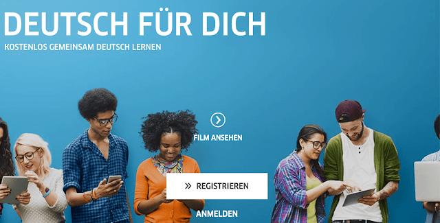 Deutsch für Dich von Goethe Institut