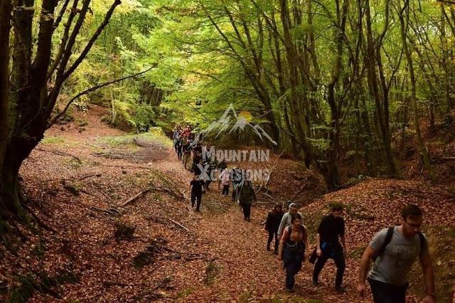 Birthday party!!! Η ομάδα Mountain Xcursions διοργανώνει εξόρμηση στο καστανόδασος του Χορτιάτη