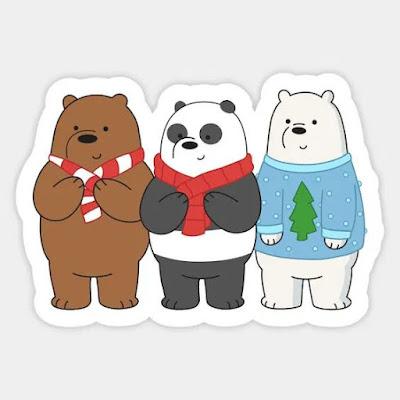 صور الدببه الثلاثة 2021 خلفيات الدببة الثلاثة كيوت