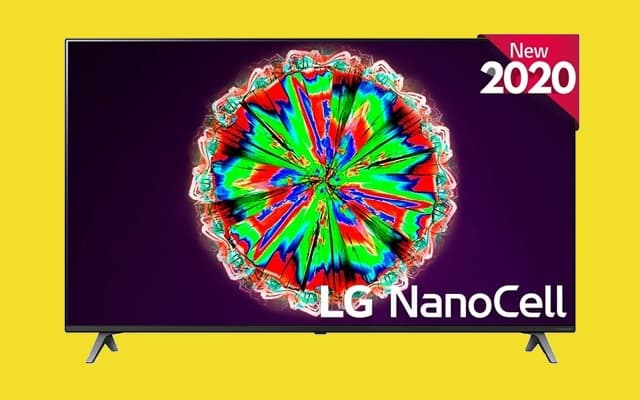 LG 65NANO806NA: análisis