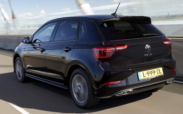 Novo VW Polo 2022 - Plataforma MQB-A0