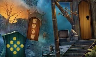 Games4King - G4K Fluffy Squirrel Escape Game