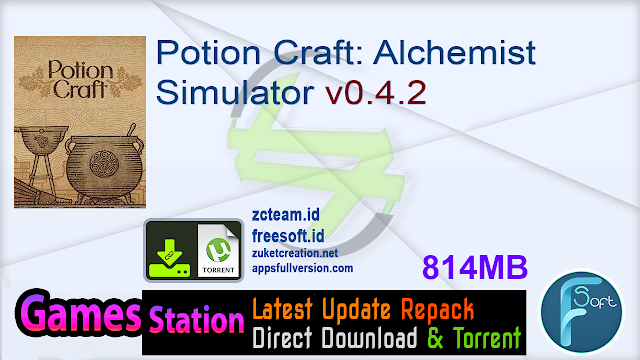 Potion Craft: Alchemist Simulator v0.4.2