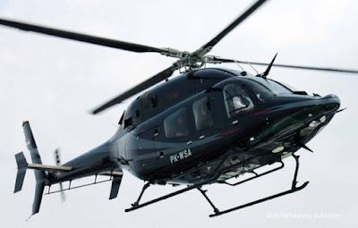 Tarif Sewa Helikopter Kendari, Sulawesi Tenggara Terpercaya