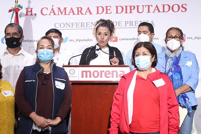 Exigen a los ayuntamientos de Guerrero cumplir con el pago a jubilados y pensionados del ISSSPEG