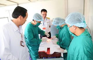 Trung tâm Y tế Tân cảng trách nhiệm, nghĩa tình, chuyên nghiệp, hiện đại