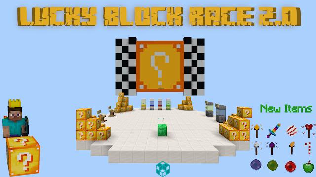 Lucky Block Race