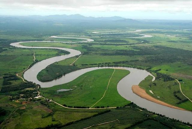 Comemoramos o dia e a semana com a Campanha Salve o Rio  Ribeira