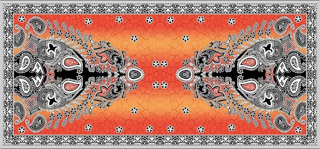 Stoles Print Design PNG Images || Dupatta Stock Photos || Download Free Stole Design on Lavanya Textile