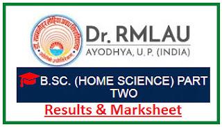 RMLAU B.H.Sc 2nd Year Result 2021
