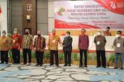 Terpilih Aklamasi Ketua Puskud Sulut, Inyo Target Pupuk dan KUD Mart
