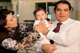 لاول مرة تسريب فيديو لحياة الطرابلسي بن علي بعد رحيل زوجها زين العابدين بن علي