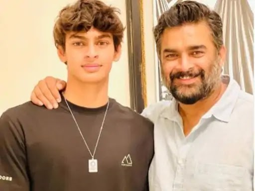 पिता का अभिमान: आर माधवन के बेटे ने नेशनल स्विमिंग चैंपियनशिप में जीते 7 मेडल, यूजर्स बोले- ये होती है परवरिश