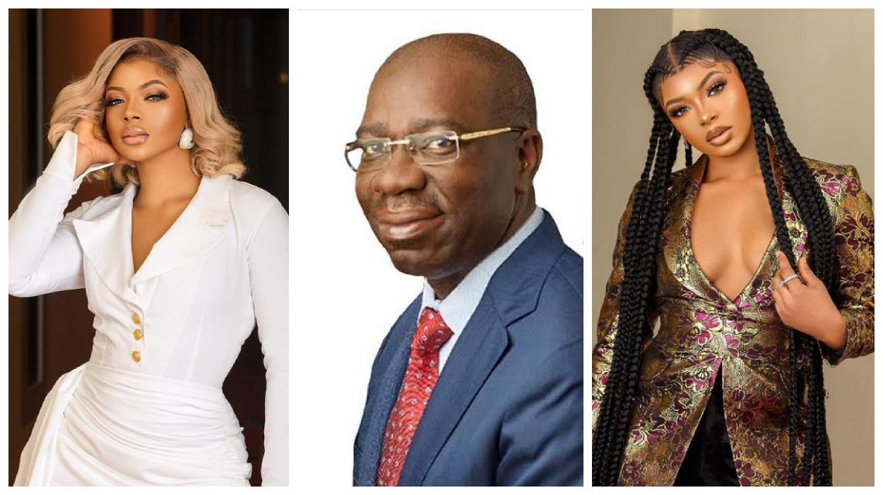 Edo State Governor has this to say about the character Liquorose displayed in Big Brother's house