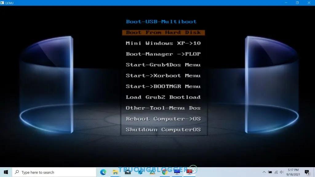 Chia sẻ Multiboot Boot USB - Nasiboot Pro